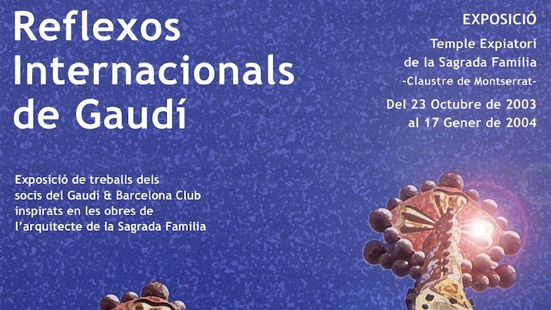 Reflexos internacionals de Gaudí