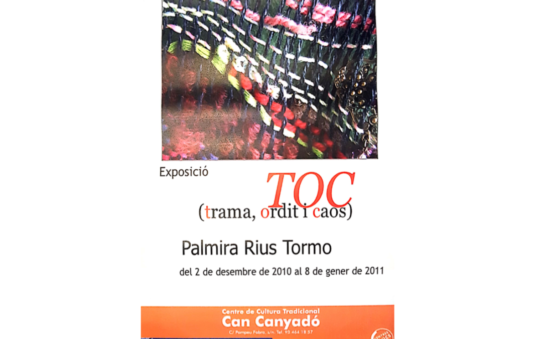 TOC, trama, ordit y caos