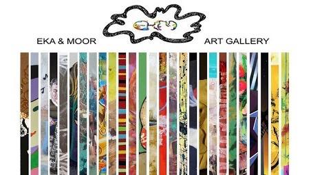 Eka & Moor – Art Gallery