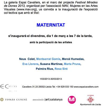 Exposición Colectiva Miradas de Mujeres