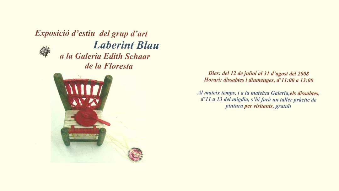 Exposición de verano del grupo Laberint Blau