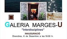 Exposición en la Galeria Marges-U