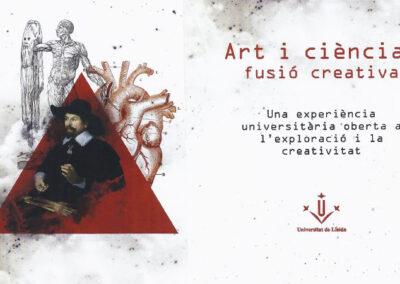 Arte y ciencia. Participación con alumnos