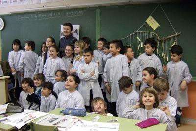 Experiencia Escuela Ginesta (Lleida)