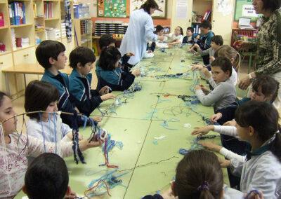 Plamira Rius Arte Social escola ginesta01