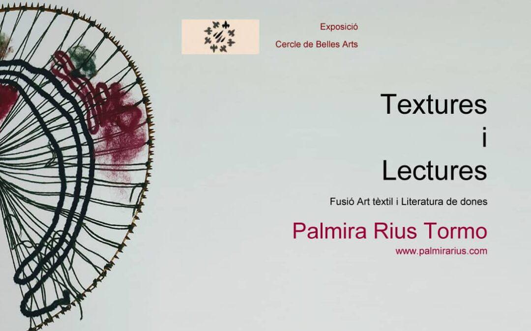 Texturas y Lecturas. Círculo de Bellas Artes