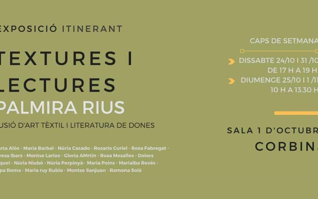 Textures i Lectures – Corbins